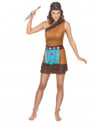 Indianerin Kostüm für Frauen