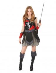 Mittelalterlicher, weiblicher Ritter
