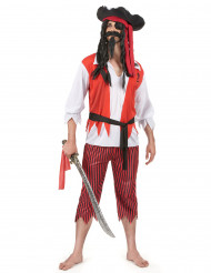 Piraten-Verkleidung für Männer