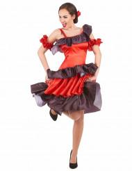 Flamenco Kostüm für Damen