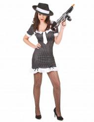 Gangster-Kostüm für Damen