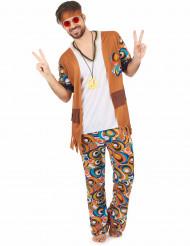 Hippiekostüm für Männer
