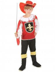 Musketier-Kostüm Jungen