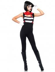 Pantomime-Kostüm für Damen