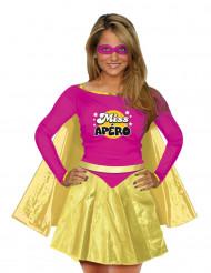 Kostüm einer Miss Apéritif für Damen