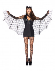 Sexy Fledermaus-Kostüm für Damen