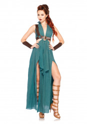 Sexy Kostüm Römische Kriegerin für Damen
