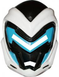Max Steel™-Maske aus PVC für Kinder