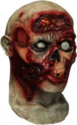 Animierte Zombie Maske für Erwachsene