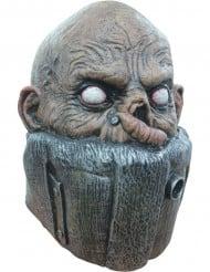 Frankenstein Army™ Soldaten-Maske Halloween grau-braun