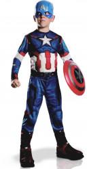 Captain America™-Kostüm aus Avengers™ für Jungen
