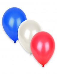 12 Frankreich Luftballons