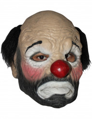 Trauriger Clown - Maske