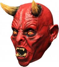 Maske Teufel - Hand bemalt