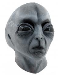 Maske AußerirdischerArreal 51 - Hand bemalt