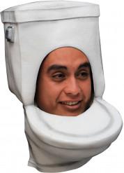 Maske Toilette