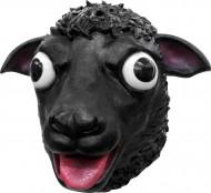 Schwarzes Schaf Maske