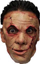 Maske genähter Serienkiller