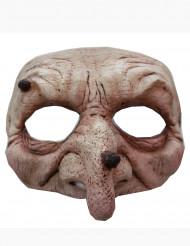 Hexe Augenmaske für Damen Halloween
