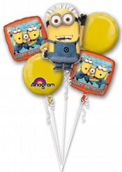 Minions™ Luftballonstrauß