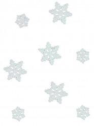 Schneeflocken-Konfetti - Die Eiskönigin™ weiss 20g