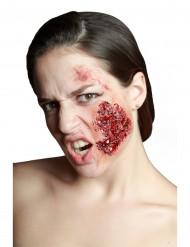 Kunstwunde Infizierte Hautstelle