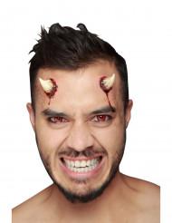 Falsche Teufelshörner