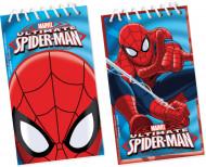 12 kleine Spiderman ™ Notizbücher