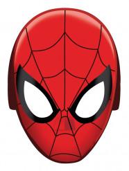8 Spiderman™ Papier-Masken