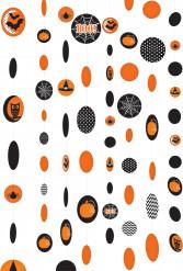 8 Dekorationen zum Aufhängen für Halloween