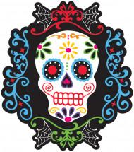 Mexikanischer Totenschädel Wanddekoration