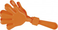 Klapperhand Orange