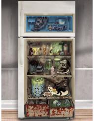 Zombie Dekoration für den Kühlschrank
