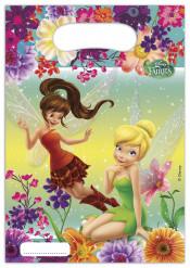 6 Tinkerbell™ Geburtstagstüten