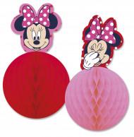 2 Minnie Maus™ Suspendierungen