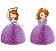 2 Dekorationen zum Aufhängen Prinzessin Sofia