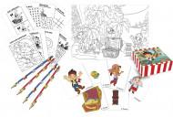 Zeichen-Set - Jake und die Nimmerland Piraten™
