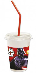 12 Milkshake-Becher Star Wars™