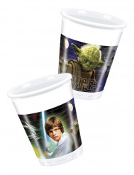 8 Star wars™ Plastikbecher