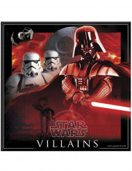 Star Wars™ Papierservietten - Bösewichte