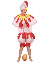 Kostüm Huhn für Erwachsene