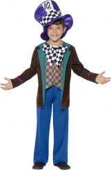 Hutmacher-Kostüm für Jungen