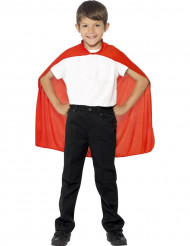 Rotes Cape für Kinder
