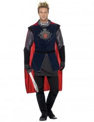 Kostüm mittelalterlicher König für Männer