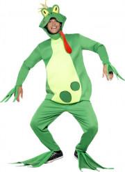 Froschkönig-Kostüm für Erwachsene