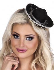 Mini-Sombrero für Damen