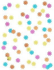 Konfettis Hippie Flower Power