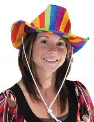 Bunter cowboy-Hut Für Erwachsene