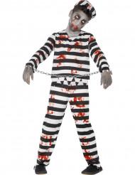 Gefangener Halloween-Zombie-Kostüm Jungen
