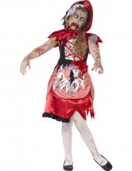 Zombiekostüm für Mädchen